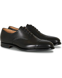 Crockett & Jones Connaught 2 City Sole Black Calf