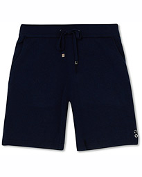 Ron Dorff Cashmere Shorts Navy