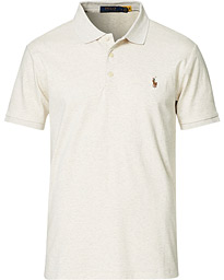 Slim Fit Pima Cotton Polo Polo American Heather