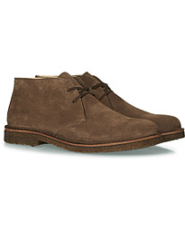 Astorflex Greenflex Desert Boot Brown Suede