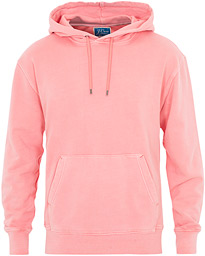 J.Crew 330 French Terry Pullover Hoody Warm Rose