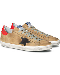 Golden Goose Deluxe Brand Incense Nabuck Superstar Sneaker Grey Suede Star