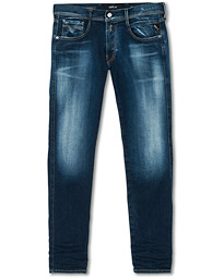 Replay Anbass Hyperflex Bio Jeans Blue