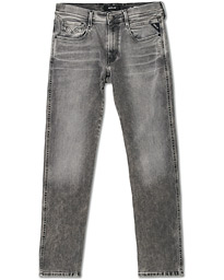 Replay Anbass Hyperflex Jeans Washed Grey
