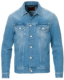 Replay Denim Jacket Light Wash