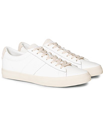 Polo Ralph Lauren Sayer Sneaker White Calf