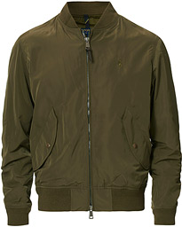 Polo Ralph Lauren City Bomber Jacket Expedition Olive