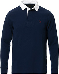 Polo Ralph Lauren Solid Rugger French Navy