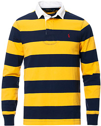 Polo Ralph Lauren Striped Rugger Yellow/Navy