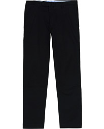 Polo Ralph Lauren Tailored Slim Fit Hudson Chinos Black