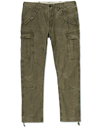 Polo Ralph Lauren Cargo Trousers British Olive