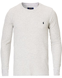 Polo Ralph Lauren Waffle Crew Neck English Heather
