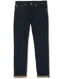 RRL Slim Fit Selvedge Jeans Once Washed 3