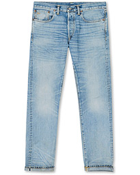 RRL Slim Fit Selvedge Jeans Otisfield Wash