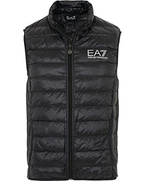 EA7 Train Core Light Down Vest Black
