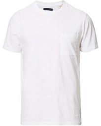 Levi's Made & Crafted Crew Neck Pocket Tee Bright White