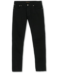 Tight Terry Organic Jeans Ever Black