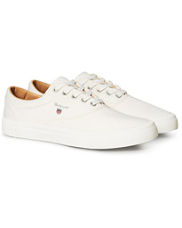 GANT Sundale Canvas Sneaker Off White