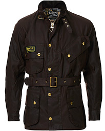 Barbour International Original Jacket Rustic