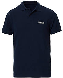 Barbour International Essential Polo Navy