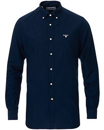 Tailored Fit Oxford 3 Shirt Navy