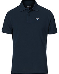 Barbour Lifestyle Sports Polo New Navy