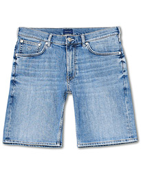GANT Regular Jeans Shorts Light Blue Vintage