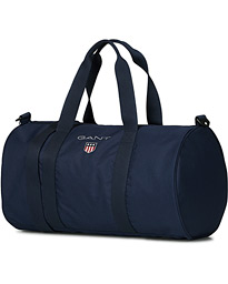 GANT Medium Shield Gym Bag Evening Blue