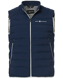 Spray Down Vest Navy