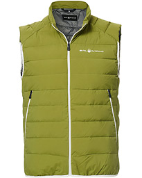 Sail Racing Spray Down Vest Olive