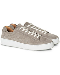Tiger of Sweden Salas Sneaker Grey Suede