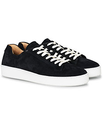 Tiger of Sweden Salas Sneaker Navy Suede