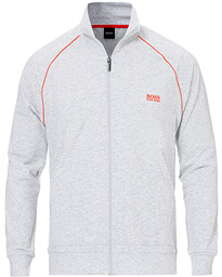 BOSS Loungewear Full-Zip Light Grey