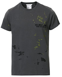 Helmut Lang Painter Tee Pewter