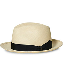Panama Quito With Medium Brim Navy
