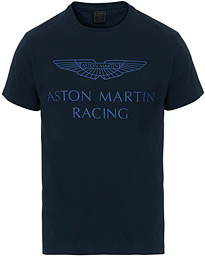 Hackett AMR Wings Tee Navy