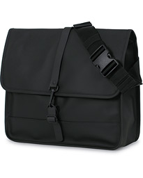 Rains Commuter Bag Black
