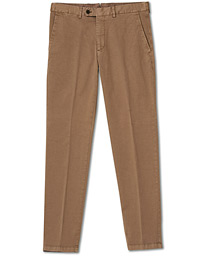 Oscar Jacobson Danwick Side Adjusters Chino Light Brown