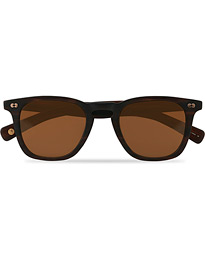 Garrett Leight Brooks X 48 Sunglasses Brandy Tortoise