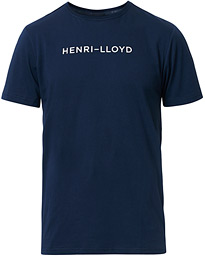Henri Lloyd Mac Crew Neck Tee Navy Blue