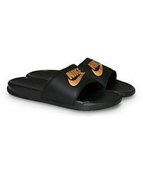 Nike Benassi JDI Slides Black/Gold