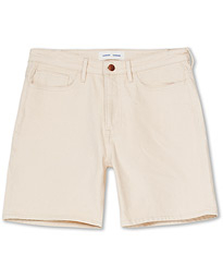 Rory Organic Cotton Denim Shorts Canvas