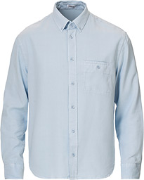 Filippa K Zachary Tencel Shirt Pale Blue