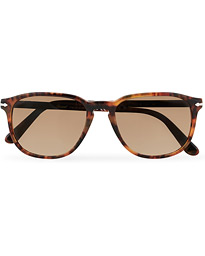 Persol 0PO3019S Sunglasses Caffe/Crystal Brown Gradient
