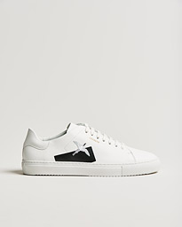 Clean 90 Taped Bird Sneaker White Leather