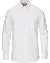 Filippa K Tim Oxford Shirt White