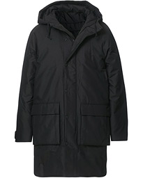 Toronto Recycled Parka Black