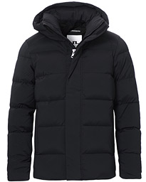 Barrel Stretch Down Jacket Black