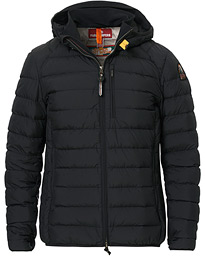 Parajumpers Last Minute Lightweight Hooded Jacket Black