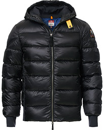 Parajumpers Pharell High Gloss Down Jacket Black